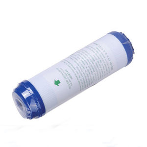 Water Purifier 10 inch GAC granular activated carbon water filter