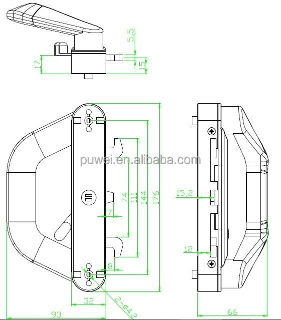 PWS PUWEI PVC Sliding Door Lock with pin/key Zinc alloy door lock with keys  sc 1 st  Hangzhou Puwei Industry Co. Ltd. - Alibaba & PWS PUWEI PVC Sliding Door Lock with pin/key Zinc alloy door lock ...