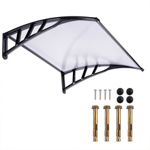 New design DIY aluminum door awning door canopy awning