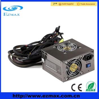 Hotselling 80 Plus Dual Fan 500w Atx Computer Power Supply Psu ...
