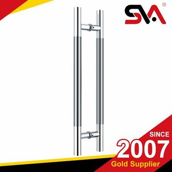 2017 Beautiful Design Ss304 Double Sided Door Pull Handle In Dubai ...