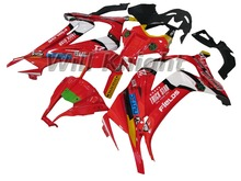 2011 2012 ZX10R INJECTION MOLDING Fairing ZX10R Bodywork ABS Plastic fairings For Kawasaki Ninja ZX-10R 11 12 ZX 10R 2011 2012