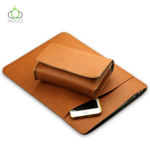 High Quality PU Leather Concise Design Case for MacBook Air laptop for MacBook Pro