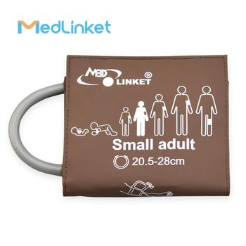 Normal samll adult Reusable blood pressure cuffs,single tube