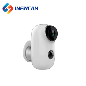New Night Vision Ultra Low Power IP Security Camera System Outdoor