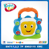 Kiddy & Fun Early Learning Toy for Baby Musical Toy CD Player