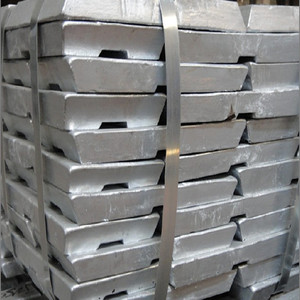 Remelted Lead Ingot
