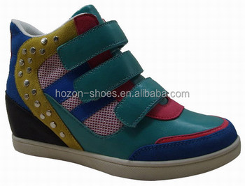 Elegant Quiz Women Pumps 2014 Quiz Female Shoes Design 2014 Gold Mesh Court