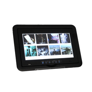 2018 hot sale 10'' android monitor for bus VOD system