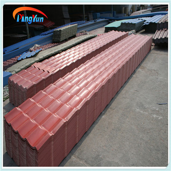 Colored Corrugated Plastic Roofing Tiles Alibaba Spanish