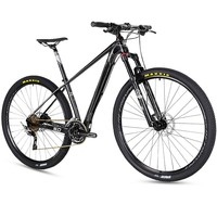 oem 29er light weight carbon fiber mountain bike with M610groupsets 30 speed