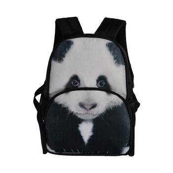 e5c2b9ef2c Custom children s cute panda printed school bag kids animal backpacks