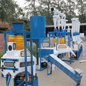 Custom production of new design wheat maize flour production process mill price milling machine