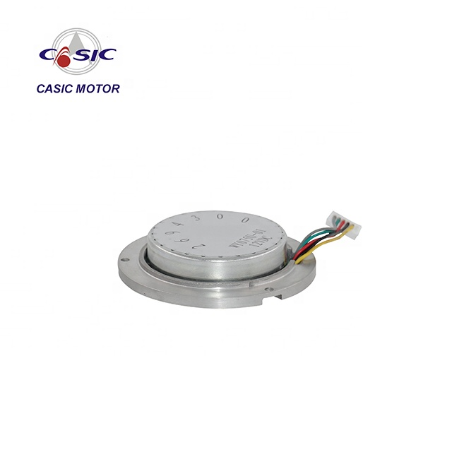 Driver built-in brushless DC Motor 52mm outer rotor motor Fast Lead Time