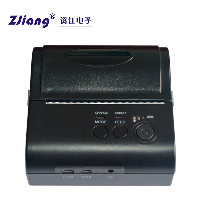 3 inch Draagbare Android Bluetooth Thermische Pos Printer POS-8001