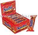 NUBI Milk Choc. Coa. Bar With Hazel. Caramel And Nougat