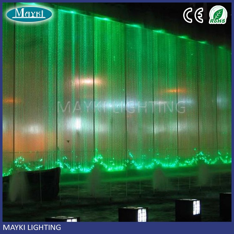 Fiber Optic Led String Lighting Curtain For Sensory Room Decoration - Buy Fiber Optic Led String ...