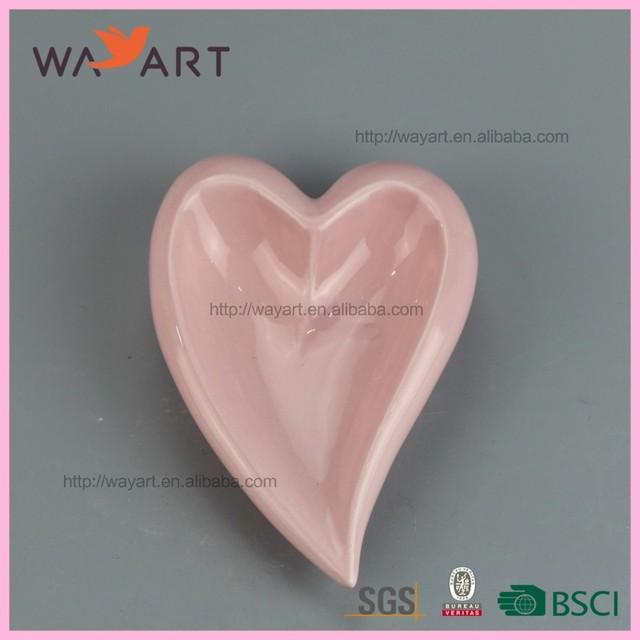 Custom Pretty Heart Shaped Ceramic Oval Dinner Plates  sc 1 st  Alibaba & Buy Cheap China heart ceramic plates Products Find China heart ...