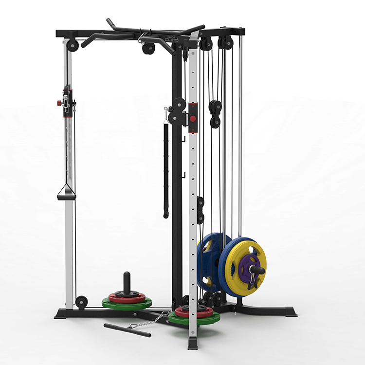 Custom made spare parts for fitness equipment home china