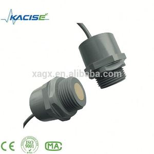 Kacise Wide Voltage Digital RS485 and 0/10V Low Power Consumption Ultrasonic Water Level Sensor with Temperature Compensation