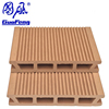 fire-proof Wood Plastic Composite Manufacturers Waterproof Composite Decking Board