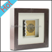 China Wooden 3D Wall Frame and Shadow Box Import Wholesale Rustic Home Decor