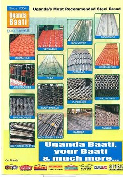 Galvanized Colored Sheets Hollow Sections Purlins Ms