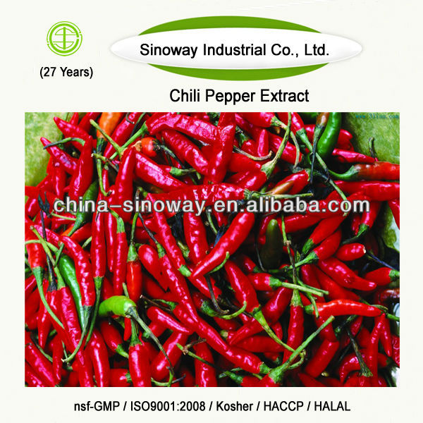 Capsaicin Extract,Capsaicin,Capsaicin Powder