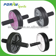 AB ROLLER EXERCIES WHEEL/DOUBLE AB WHEEL/AB WHEEL 2/SMALL FITNESS EQUIPMENT