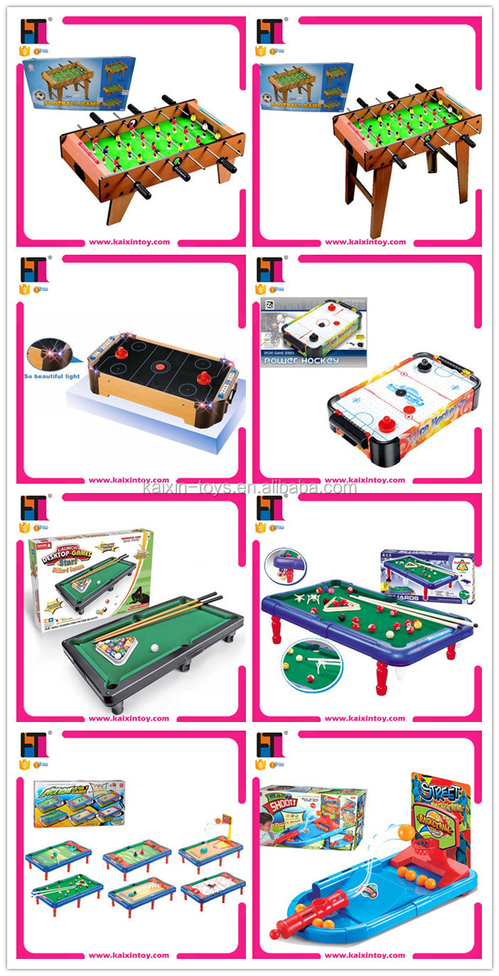 Marvelous 51cm Table 6 In 1 Mini Multi Game Table Sports Games