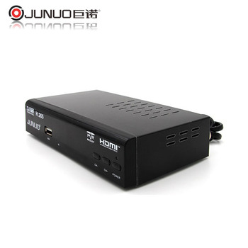 JUNUO 1505b dvb-t2 h265 tv box for Italy
