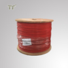 Double Teflon FEP insulation shielded flame resistant cable