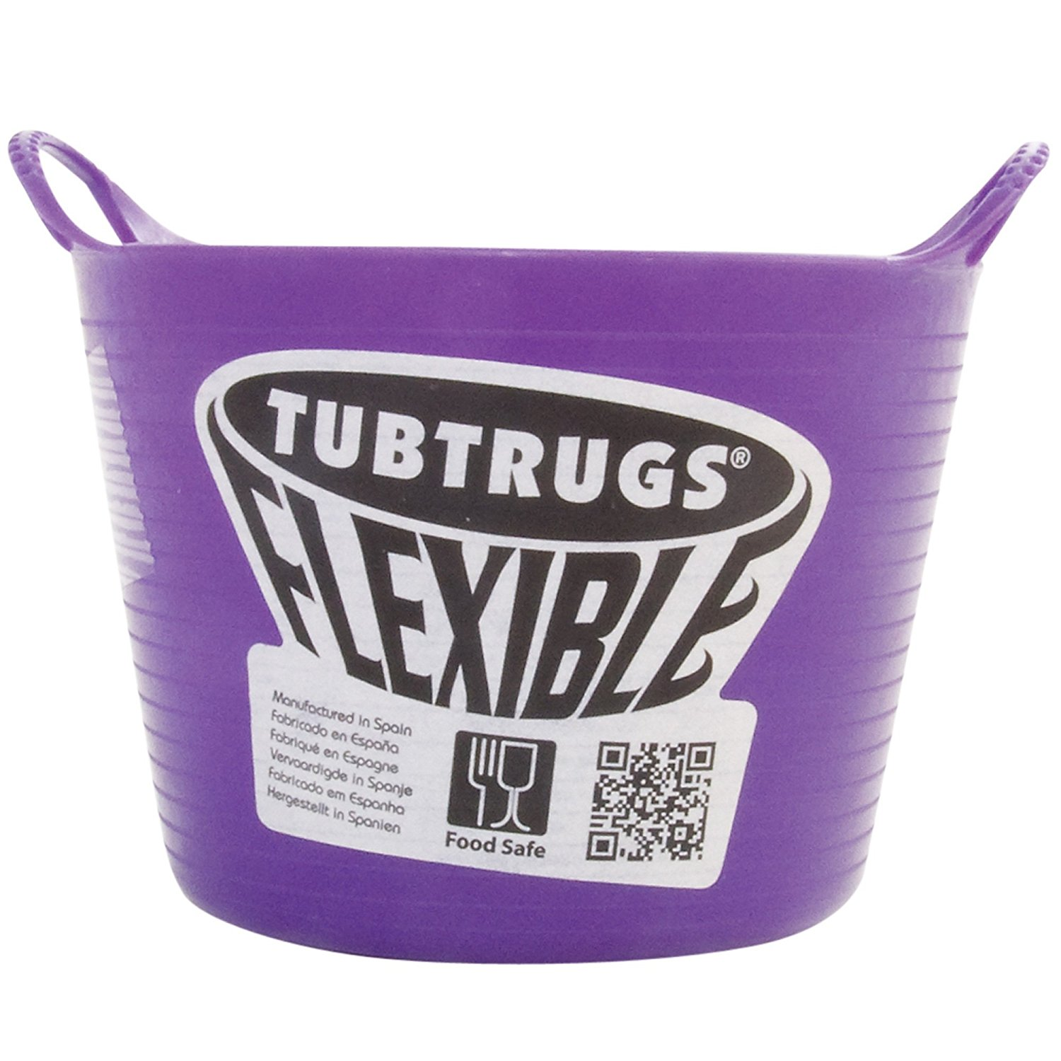 Tubtrugs SPMICP Flexible Purple Micro .37 Liter/12.5 Ounce Capacity