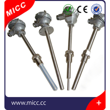 MICC high quality Mineral insulated RTD sensor with thermowell