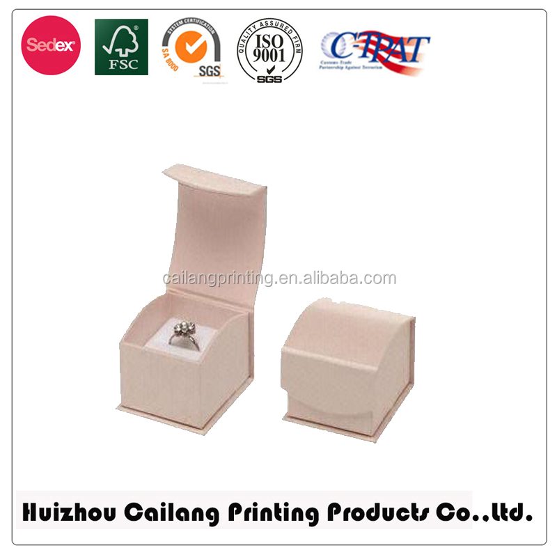 luxury hand made watch packaging box with clear window for display paperboard box from china