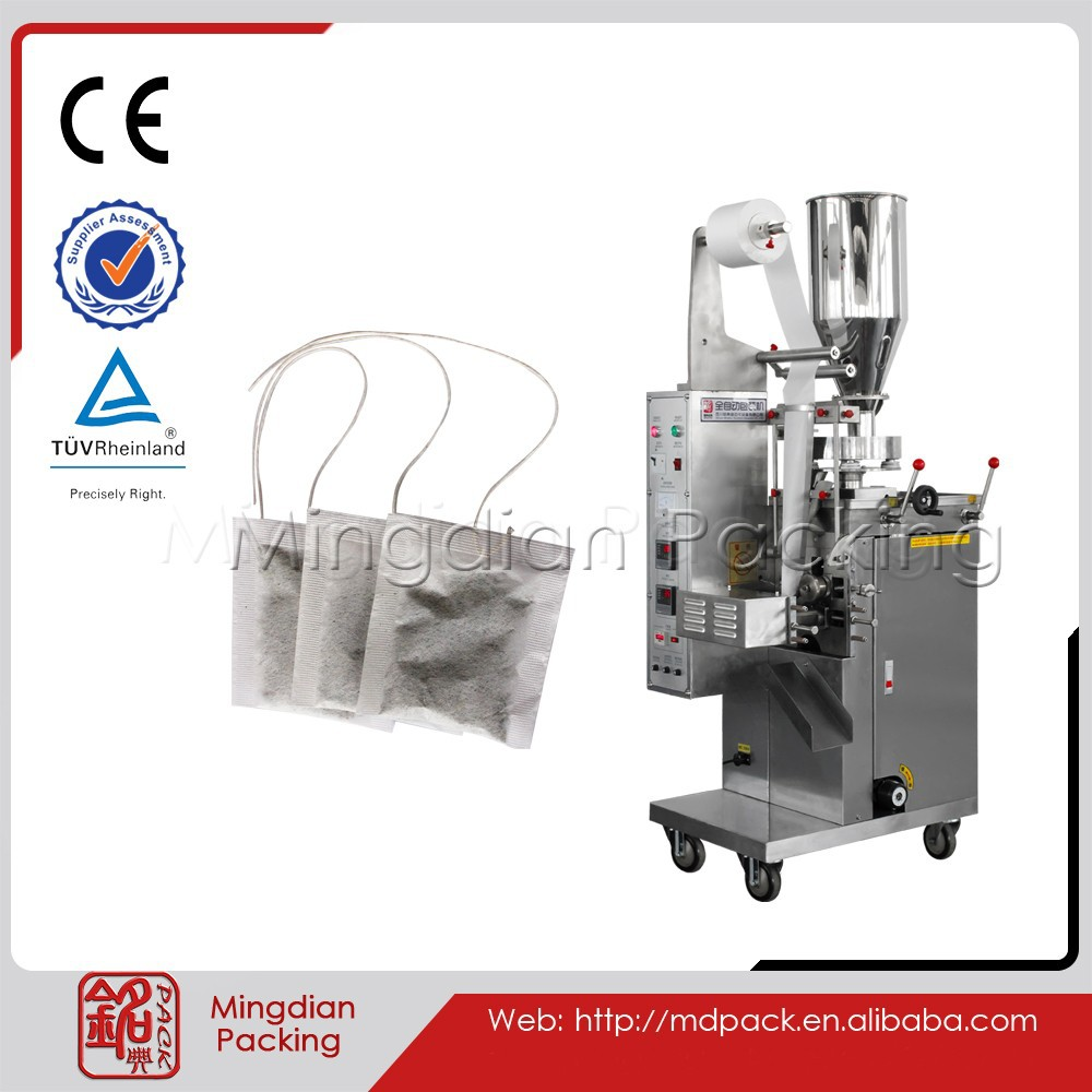 MD-10 Filter Green Tea Thread Label Tea Packing Machine