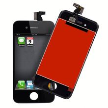 Hot sale for iPhone 4s digitizer No dead pixel 100% phone display digitizer wholesale Supply