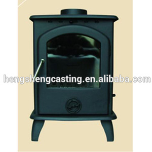 Small modern cheap pellet stove