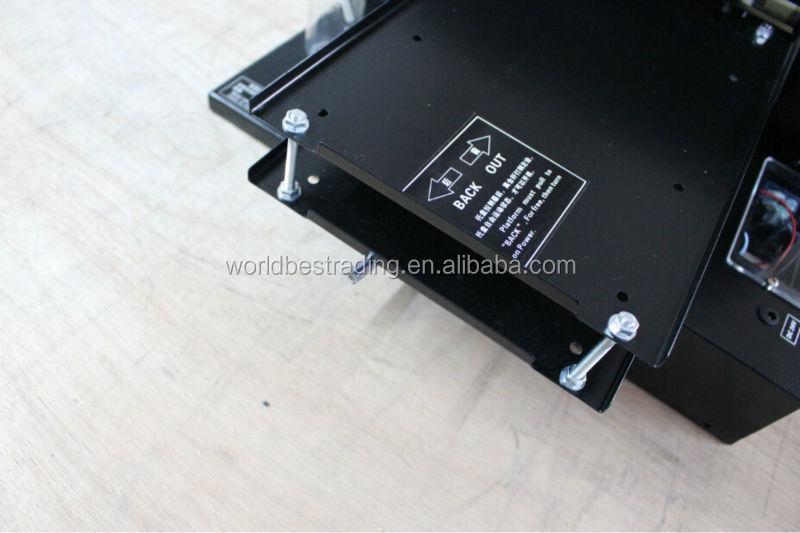 A4 Size Card Printer Plastic Pvc Id Card Printer