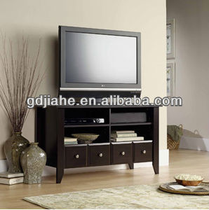 Hall Lcd Tv Stand 40 Inch Motorized Wood Cabinet Simple Product On