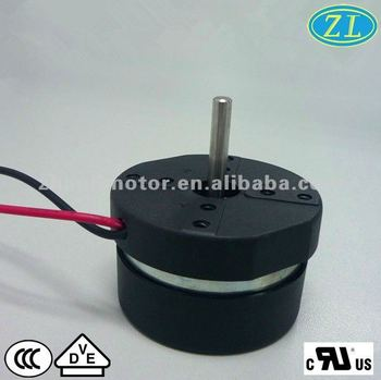 Small low rpm dc motor 12v 24v brushless dc fan motor for Low rpm electric motor for rotisserie