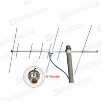 VHF UHF dual band yagi antenna/ outdoor directional beam antenna