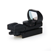 hot sale tactical air guns and weapons military optics red and green dot rifle sight 4 reticles reflex red dot scope in China
