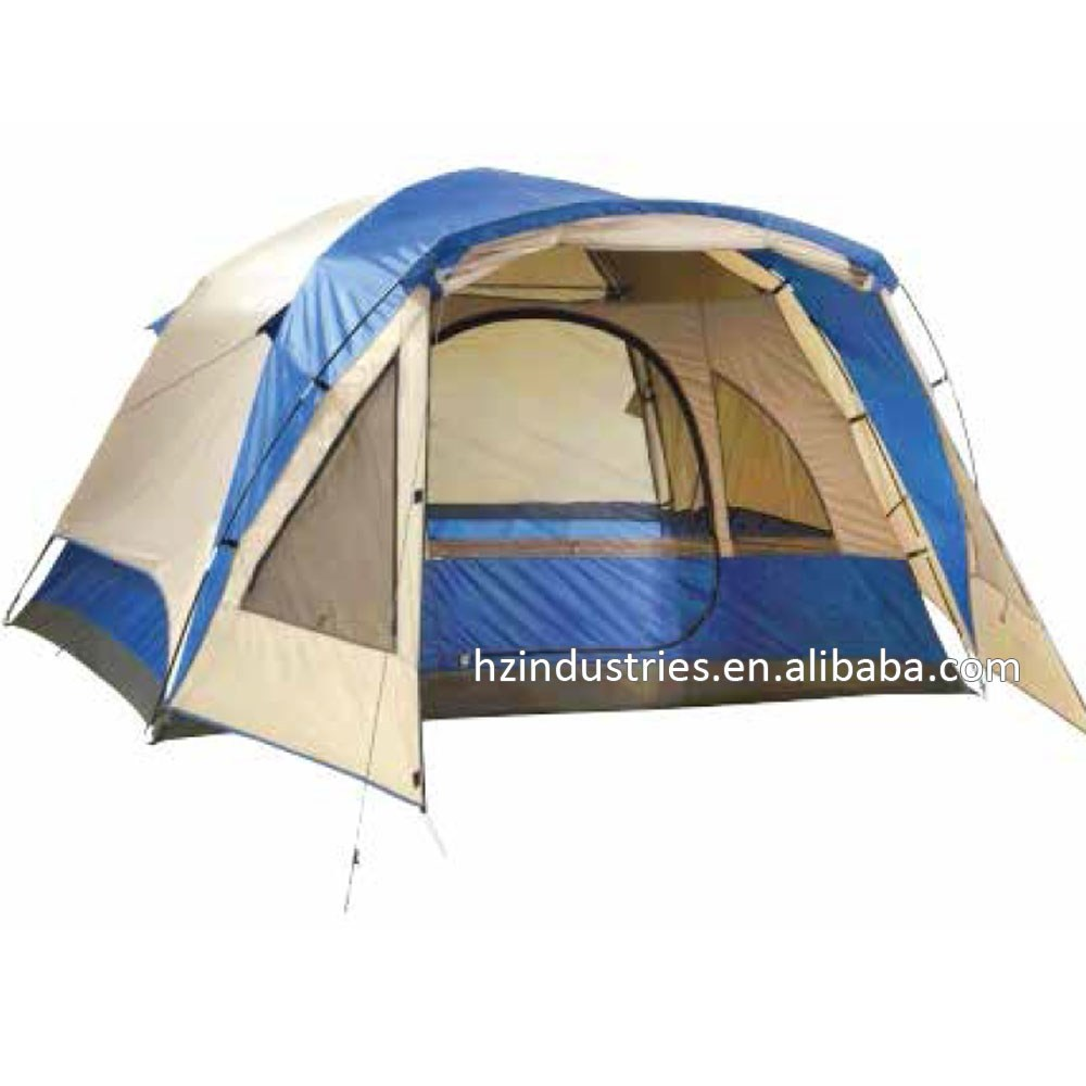 Factory of 10 person camping tent with high quality