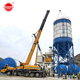cement storage vertical silo for concrete batching plant