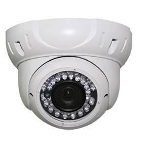 UBest Cam Sony 2.0MP CMOS 1080P AHD CCTV Camera Vandalproof 30M IR Dome Security Camera 2.8-12mm Lens White Color