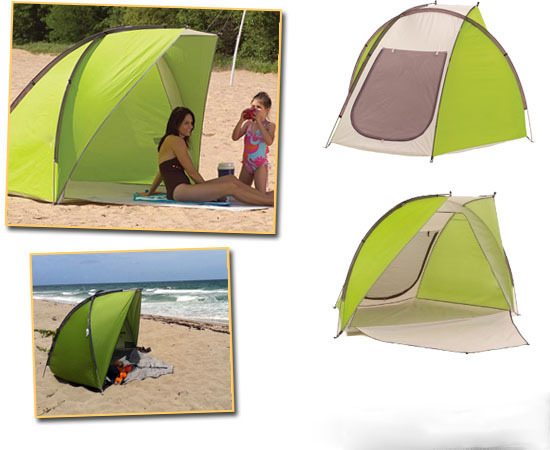 Portable Pop Up Beach Tent Cabana C&ing Outdoor Sun Shelter & Portable Pop Up Beach Tent Cabana Camping Outdoor Sun Shelter ...
