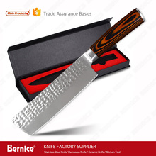 7CR17mov Cleaver Knife High-Carbon Stainless Steel Kitchen Knives