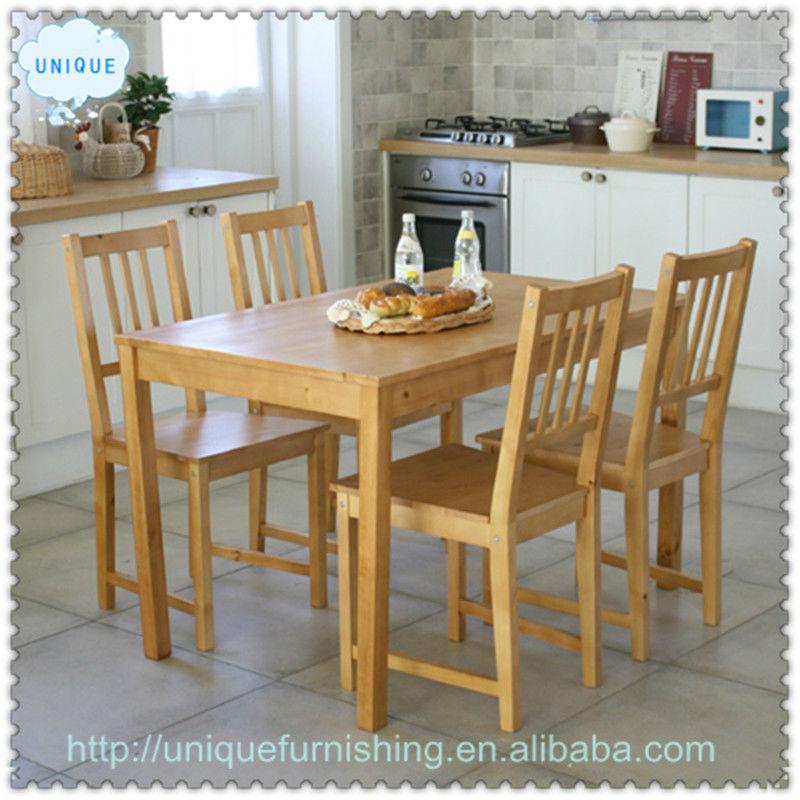 Eetkamer meubels massief hout dining set eetkamer sets product id 864723879 - Meubels set woonkamer eetkamer ...