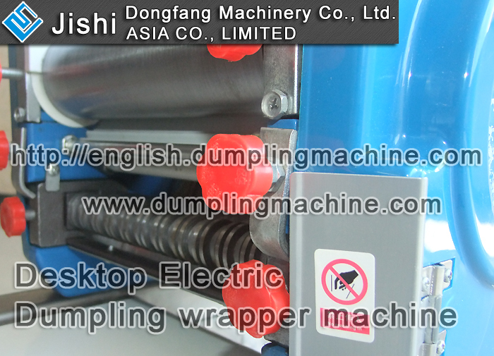 lumpia wrapping machine